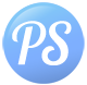 PS Virtual Assistant email signature logo 80x80 pixels
