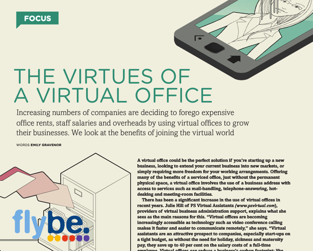 PS Virtual Flybe Mag